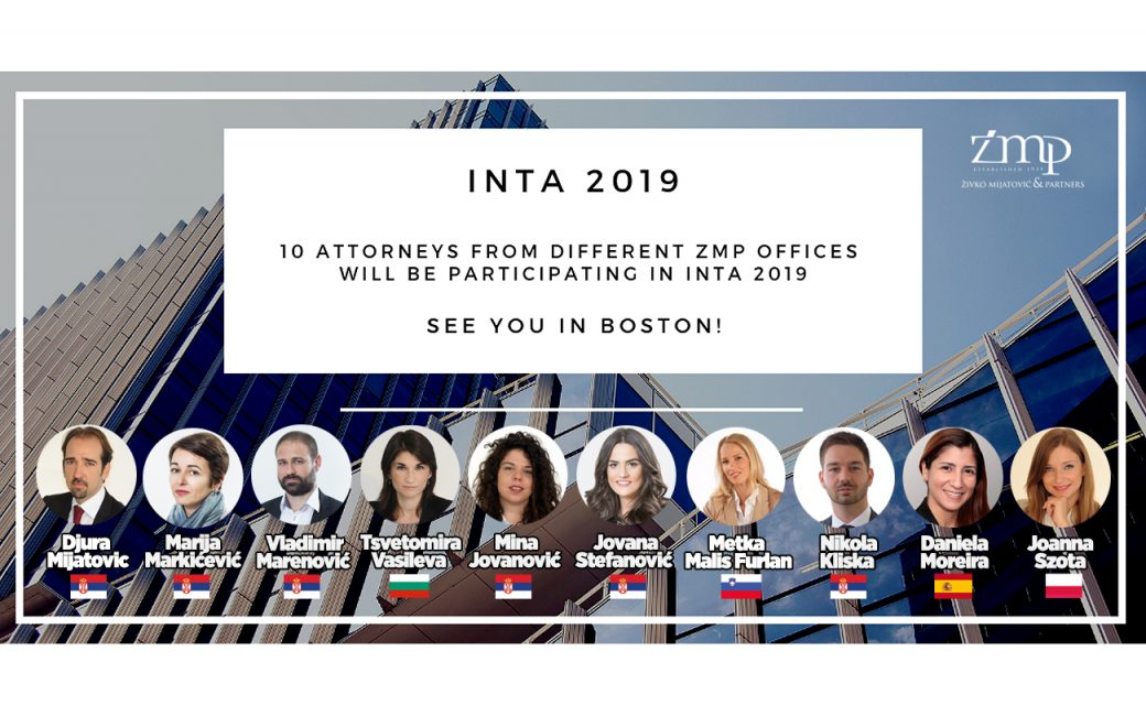 ZMP at INTA 2019