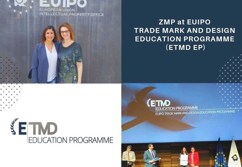 ZMP at ETMD EP