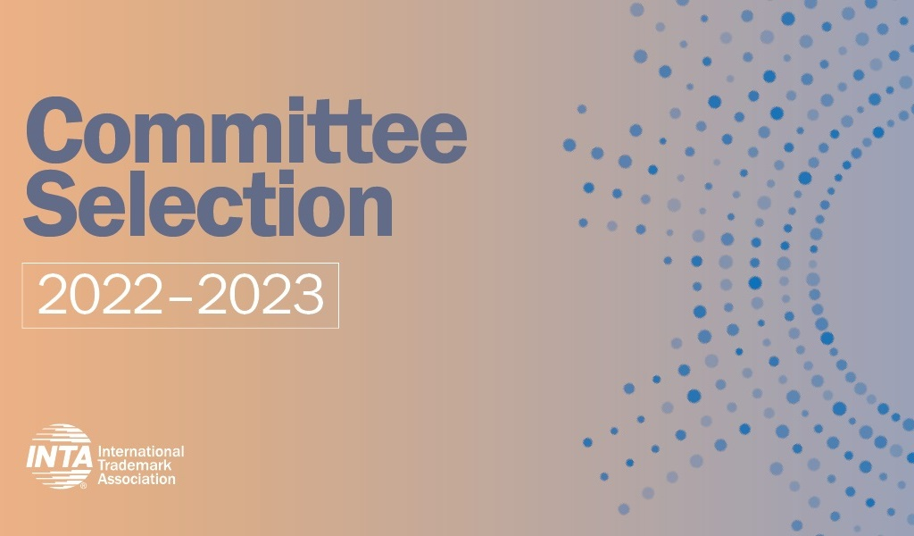 Inta committee appointments for the 2022-2023 term